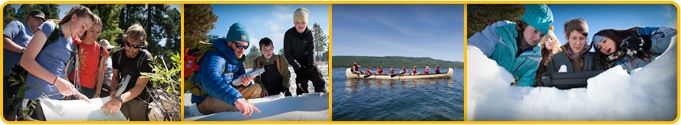 The University of Idaho McCall Outdoor Science School: Building E­‐STEM Identity in Idaho