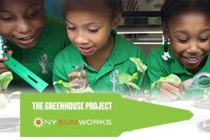 NY Sun Works Greenhouse Project