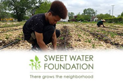 Sweet Water Foundation's Apprenticeship and Outreach Program